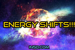 Energy Shifts!!!