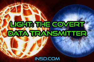 Light: The Covert Data Transmitter