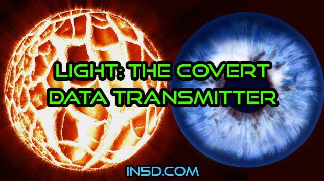 Light: The Covert Data Transmitter