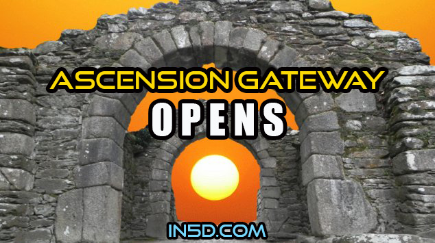 Ascension Gateway Opens