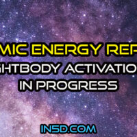 Current Cosmic Energy Report – Lightbody Activations In Progress