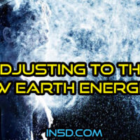 Adjusting To The New Earth Energies