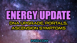 ENERGY UPDATE - DNA Upgrade, Portals, Ascension Symptoms