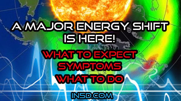 A Major Energy Shift Is Here! - In5D : In5D