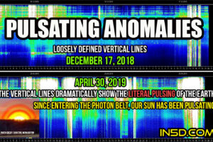 Pulsating Anomalies In The Schumann Resonance And Sun