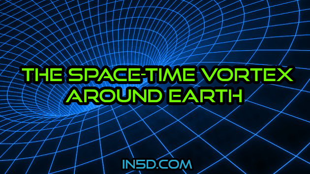 An Explanation Of The Space-Time Vortex Around Earth