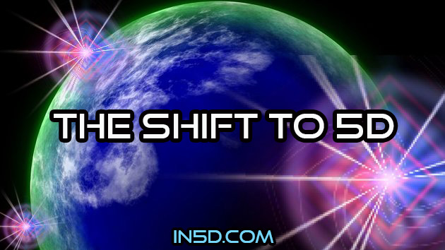 The Closure Of The Earth Project And The Shift To 5D