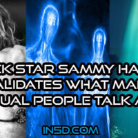 Rock Star Sammy Hagar Validates What Many Spiritual People Talk About