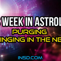 This Week In Astrology – Purging And Bringing In The New
