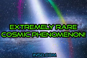 Extremely Rare Cosmic Phenomenon ✨💫✨