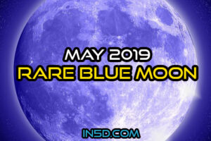 May 2019 Rare Blue Moon
