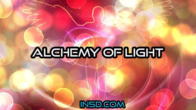 Alchemy Of Light - An Evolutionary Psychology Of Soul Development