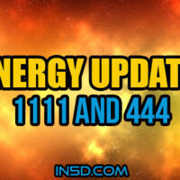 Energy Update – 1111 And 444