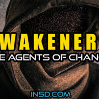 Awakeners Are Agents Of Change