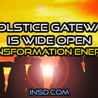 Solstice Gateway Is WIDE OPEN ~ Transformation Energies