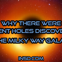 Why There Were Recent Holes Discovered In The Milky Way Galaxy