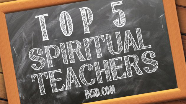 Top 5 Spiritual Teachers