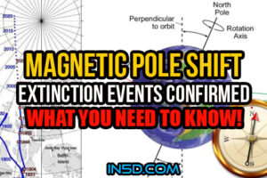Magnetic Pole Shift Extinction Events Confirmed – What You Need To Know!