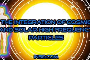 The Integration Of Cosmic And Solar High Frequency Particles