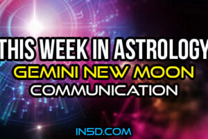 This Week In Astrology – Gemini New Moon
