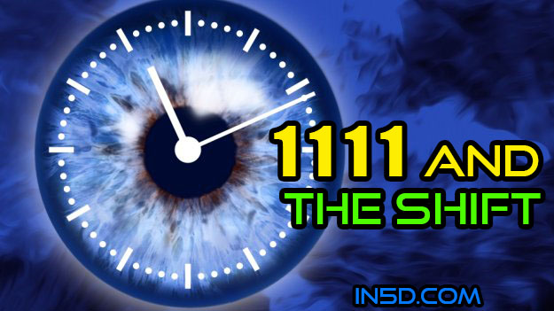 1111 And The Shift