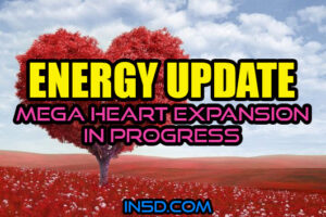 Energy Update – Mega Heart Expansion In Progress