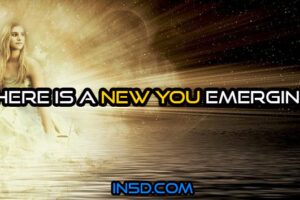 There Is A New You Emerging