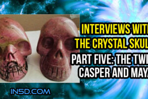 Interviews With The Crystal Skulls Part Five: The Twins Casper And Maya