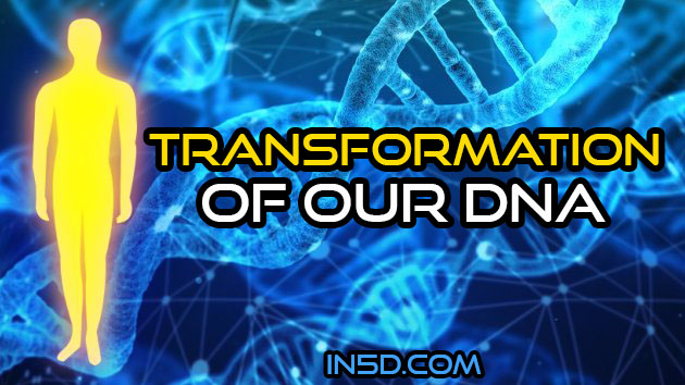 Transformation Of Our DNA