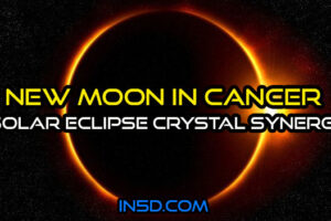 New Moon in Cancer, Solar Eclipse Crystal Synergy