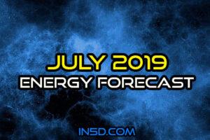 July 2019 Energy Forecast