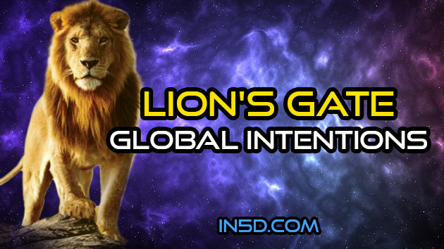 Lion's Gate Global Intentions