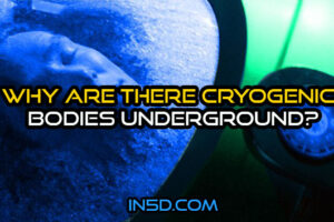 Why Are There Cryogenic Bodies Underground?