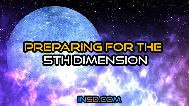 Preparing For the 5th Dimension