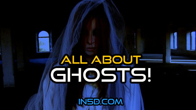 All About Ghosts!