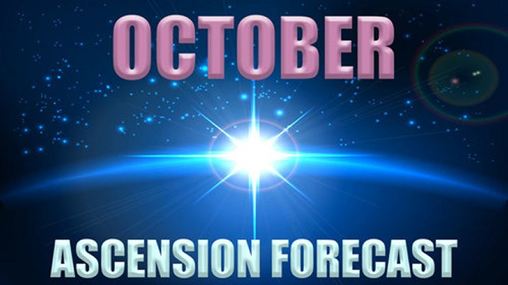 OCTOBER: Your TRUTH Will Be TESTED This Month - Ascension Energy Forecast (2019)