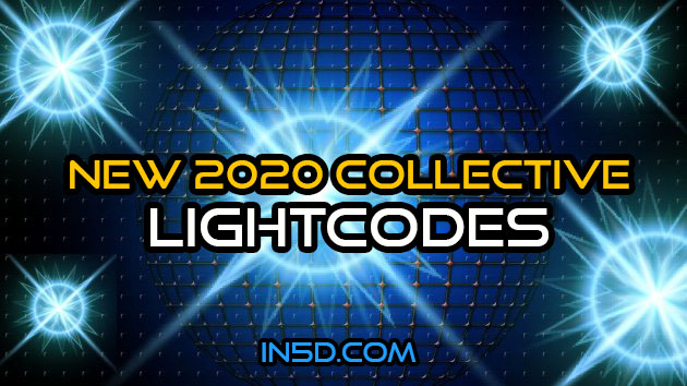 New 2020 Collective Lightcodes Installed In The Crystalline Grid