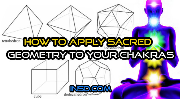 How To Apply Sacred Geometry To Your Chakras