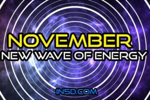 November NEW Wave of Energy