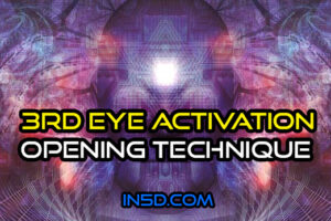 Powerful 3rd Eye Activation Opening Technique