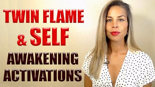 GALACTIC EVENT: Twin Flame & Self Awakening Activations