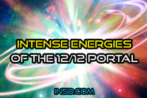 Who Is Feeling The Intense Energies Of The 12/12 Portal?