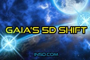 Gaia's 5D Shift