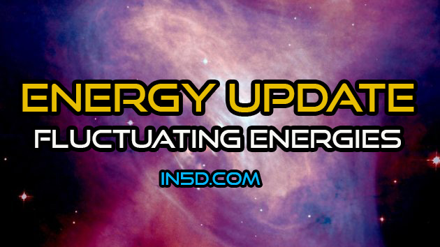 Energy Update - Fluctuating Energies