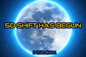 The Great 5D Shift Has Begun