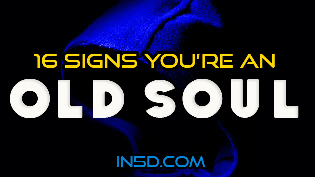 16 Signs You're An Old Soul