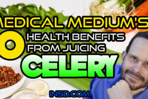 Medical Medium's 10 Health Benefits From Juicing Celery