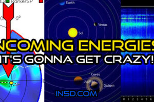 It's Gonna Get CRAZY! Incoming Energies on January 12-13th