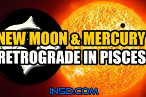 New Moon & Mercury Retrograde In Pisces