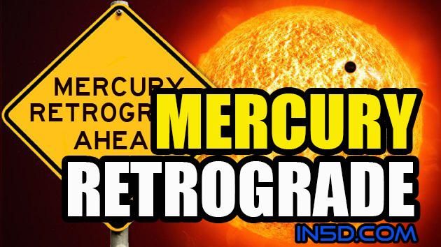 MERCURY RETROGRADE!!!